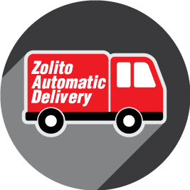 Zolito Automatic Delivery