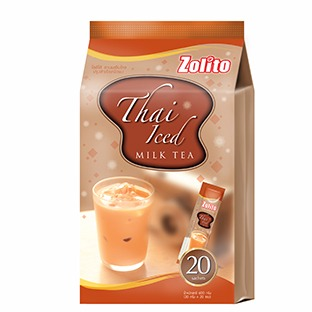Zolito Thai Iced Milk Tea 20