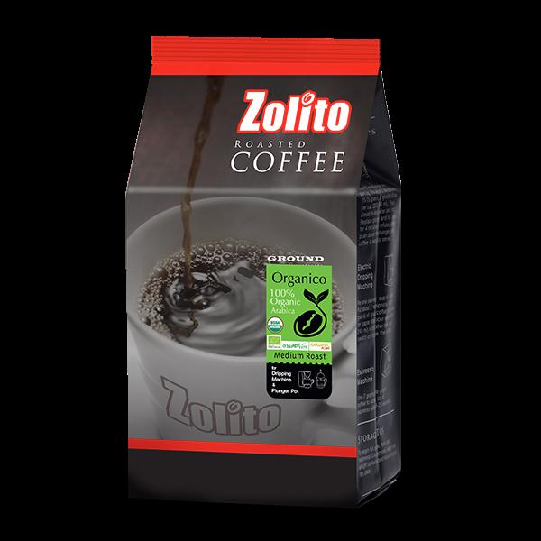Zolito Organico  ( 100% Certified Organic Arabica )