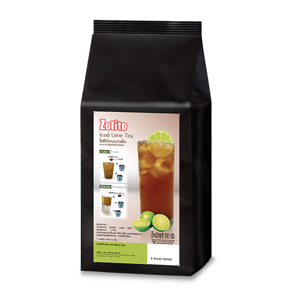 Zolito Iced Lime Tea