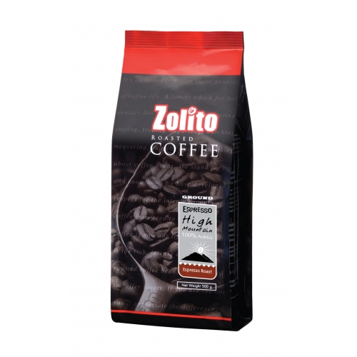 Zolito Espresso High Mountain